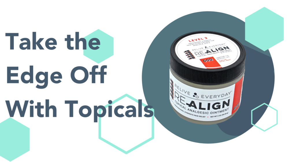 Avoiding Joint Pain Through Healthy Habits and Treating Pain With Topical Products Blog - Topicals