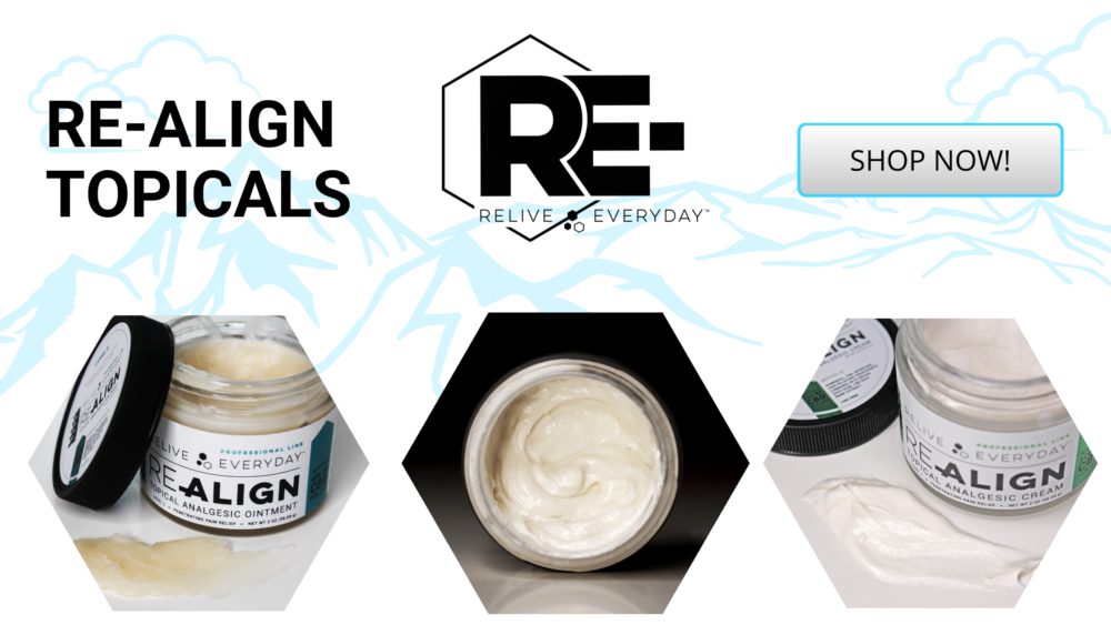 CBD & TOPICAL PAIN RELIEF Blog Footer