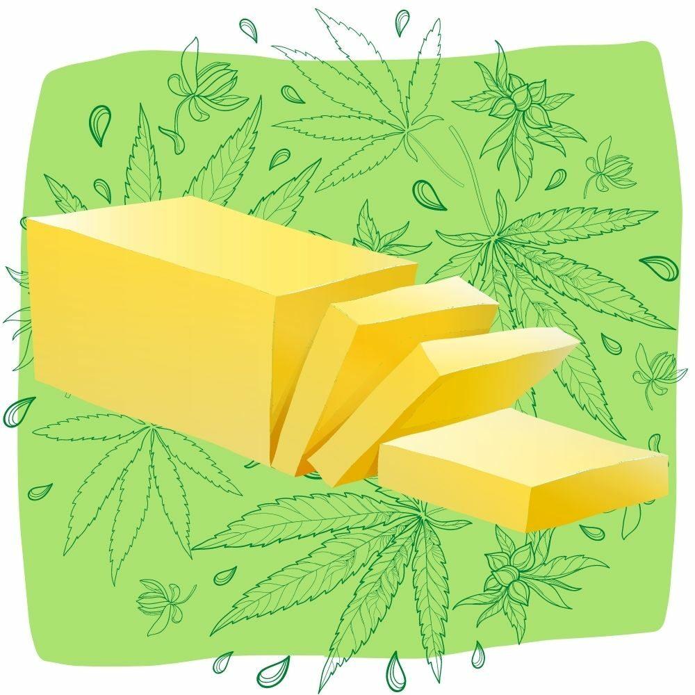 Green Living blog graphics cheese
