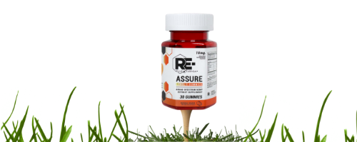 HOW TO HELP YOUR GOLF GAME RE-ASSURE CBD