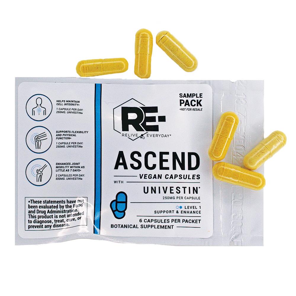 RE-ASCEND Univestin® Capsules – 6 Count