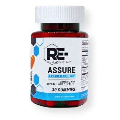 re assure turmeric gummies