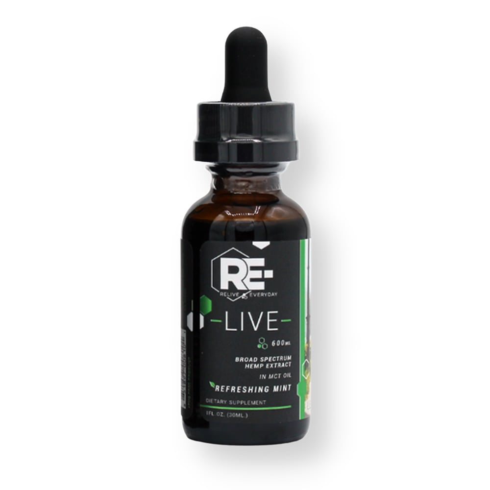 CBD Oil: Refreshing Mint - 10mg