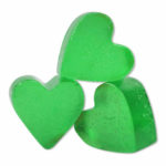 Vegan CBD Gummies: 10mg - Lime