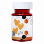 Vegan CBD Gummies: 10mg - Orange