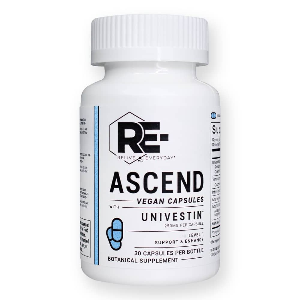 RE-ASCEND Univestin® Capsules – 30 Count